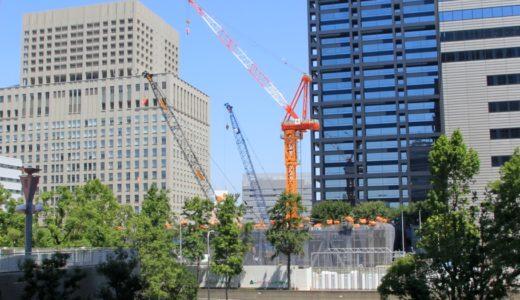 KDDI大阪第2ビル新築工事 14.07