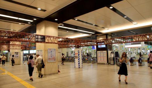 阪急梅田駅リファイン工事 14.07