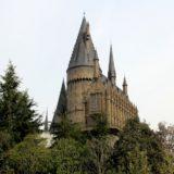 USJの新エリア、ハリー・ポッターの魔法の世界の建設状況 14.04