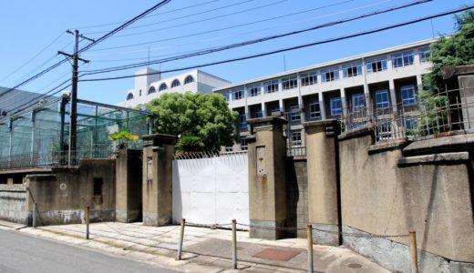 阪急不動産に売却された関西大学天六キャンパスの状況 14.07