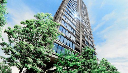 エルグレースタワー大阪同心の建設状況 15.05