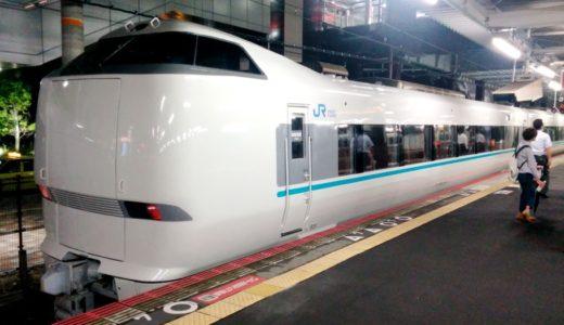 阪和線で289系の試運転を目撃!オーシャングリーンのラインカラーをまとった車体は違和感無し!