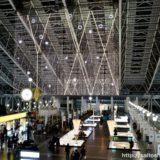 大阪駅時の広場では、イルミネーション「Twilight Fantasy~光り輝く時空の祝宴~」を開催中!