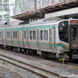 JR東日本ーE721系電車