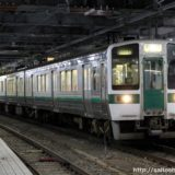 JR東日本ー719系電車
