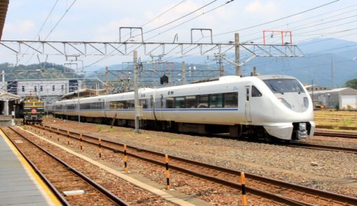 JR西日本が「くろしお」「こうのとり」「きのさき」「はしだて」へ 289系(683系)車両を投入すると発表!