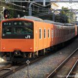 JR西日本-201系リニューアル車