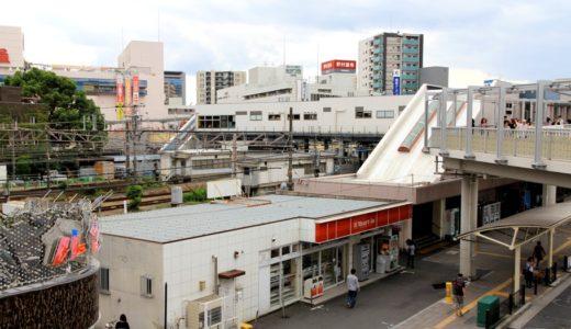 JR京都線-高槻駅改良計画 14.08