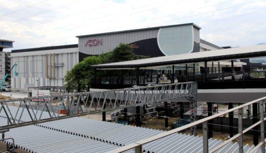 イオンモール京都桂川は2014年10月17日(金)AM9:00にグランドオープン!