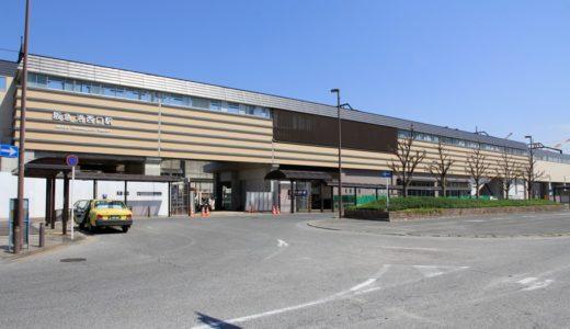 阪急京都線-洛西口駅付近連続立体交差化事業 14.04