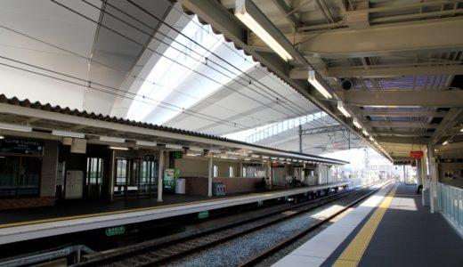 阪急京都線-西山天王山駅