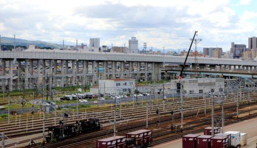 金沢駅に向かう北陸新幹線W7系を目撃!