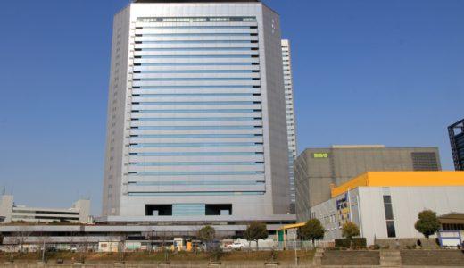 読売テレビがOBPの「シアターBRAVA!」跡に高さ約80m、延床4.5万㎡の新社屋を建設!