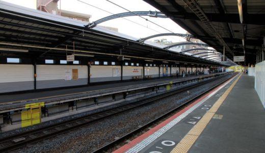 大阪環状線改造プロジェクトー森ノ宮駅リニューアル工事 14.04