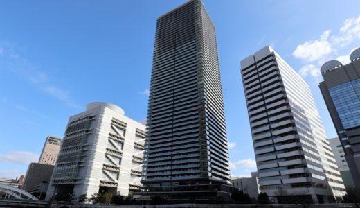 日本一の免震タワーマンション「ザ・パークハウス中之島タワー」の状況17.12