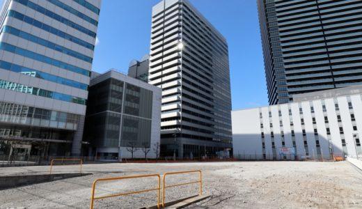 関電不動産開発がザ・パークハウス 中之島タワーの南側敷地約7,000㎡を更地化。次なる巨大開発が始動する前兆か?