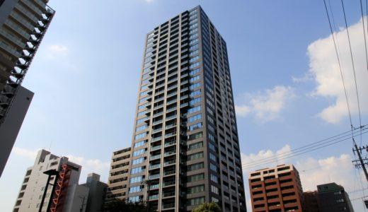 竣工したシティタワー名古屋 久屋大通公園 14.09