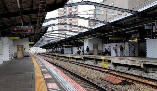 大阪環状線改造プロジェクトー森ノ宮駅リニューアル工事 14.05