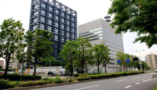 KDDI大阪第2ビル新築工事 14.05