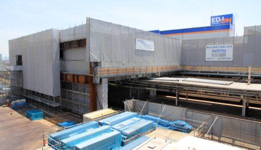 JR神戸線-尼崎駅改良工事 14.05