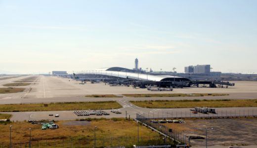 関西空港の年間航空旅客数が14年ぶりに 2,000 万人を突破、発着回数、外国人旅客数ともに過去最高を記録 !