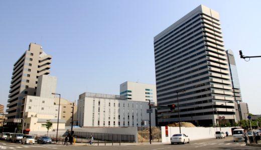 (仮称)大阪市北区中之島6丁目計画詳細が判明!現地に建築計画のお知らせが掲示される