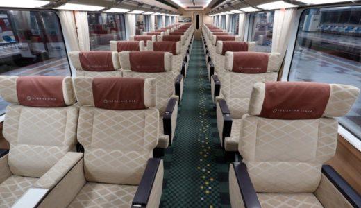 近鉄23000系電車ー伊勢志摩ライナー( 車内編・DXシート、パノラマデッキ)