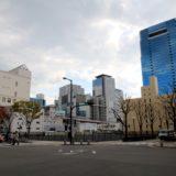 旧神戸貯金事務センター跡地の再開発計画、(仮称)神戸市中央区栄町通7丁目計画の状況14.11