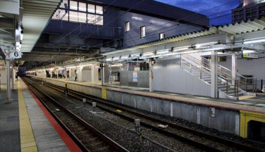 JR神戸線-尼崎駅改良工事 14.11