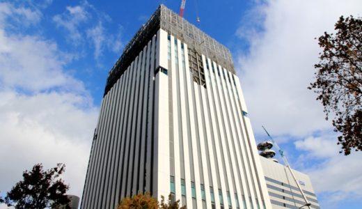 KDDI大阪第2ビル新築工事 14.12