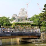 「平成の大修理」が終盤を迎え純白の姿を表した姫路城大天守が美しい!