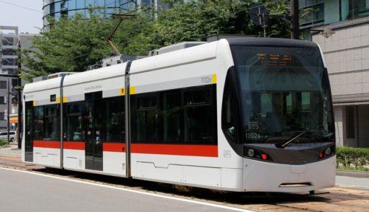 富山地方鉄道T100形電車-SANTRAM(サントラム)