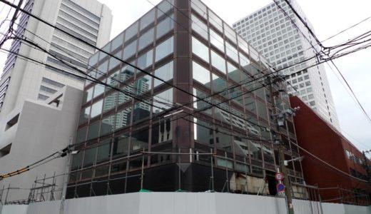 住友不動産が取得した瀧定大阪旧本社ビル解体工事の状況 14.10