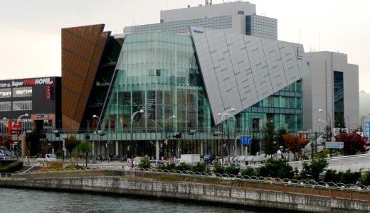 大阪ガスの情報発信拠点hu+gMUSEUM(ハグミュージアム)14.11