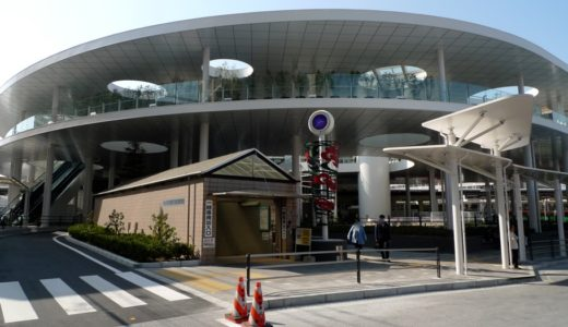 JR京都線-茨木駅東口駅前広場改良工事 15.03