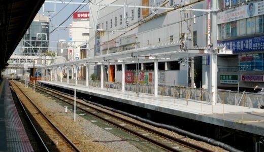 JR京都線-高槻駅改良計画 15.03