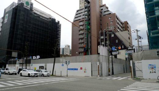 ブランズタワー・ウェリス心斎橋SOUTH(東心斎橋1丁目計画Ⅱ)の状況 1504