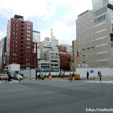 (仮称)札幌駅前通共同ビルの建設状況 15.04