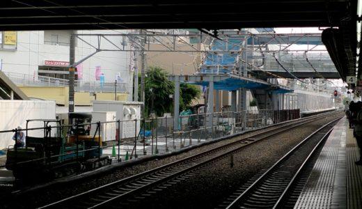 JR京都線-高槻駅改良計画 15.06