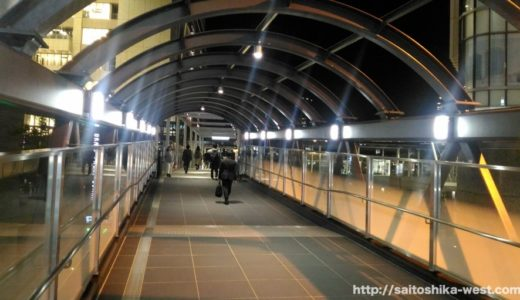 第2ヨドバシ橋(Bデッキ)が遂に開通!大阪駅とヨドバシ梅田が更に近くなり、梅田ダンジョンの攻略が進む!