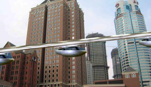 イスラエルで、空中を走るリニアモーターポッドの実地試験が決定!