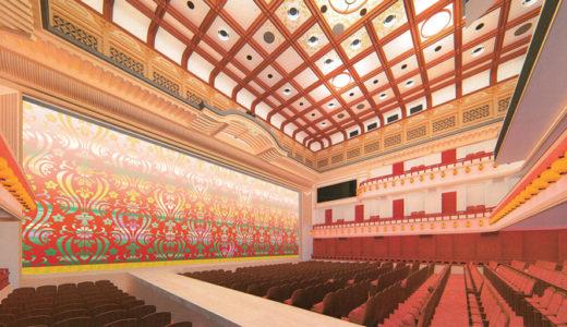 京都四條南座の耐震工事は2018年10月で完了!11月、新開場のお披露目となる「吉例顔見世興行」は2カ月の大興行!