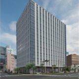 長崎 BizPORT(ビズポート)はオリックス生命保険の長崎ビジネスセンターが入居する大型オフィスビル計画
