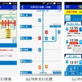 阪神電車がスマートフォン向けに『阪神アプリ』の配信を3月下旬から開始すると発表。走行位置情報や行き先案内などが充実!