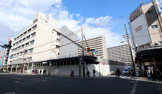 日本橋に超高層ビル!新日本橋ビル(仮称)新築工事の状況 18.02