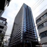 プレサンス レジェンド 堺筋本町タワーの建設状況 18.02