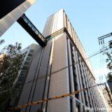 三菱東京UFJ銀行大阪ビル別館の建設工事の状況 18.02