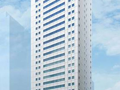 SGリアルティが計画している(仮称)karaksa hotel Shin-Osaka Premierの建設状況 18.03