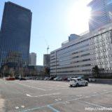 「京阪神ビルディング」が富士通から取得したOBPの開発予定地でボーリング調査が始まる!