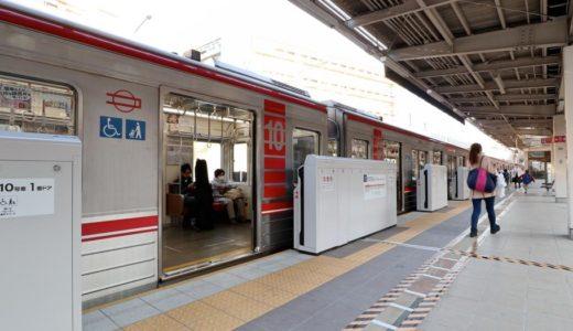 北大阪急行ー桃山台駅のホームドア(可動式ホーム柵)が2018年3月11日より使用開始!